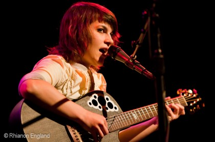 Kaki King 3/11/11 Seattle