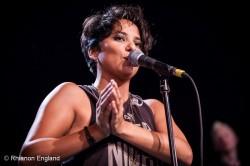 Vicci Martinez at the Showbox 2012