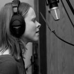 Brenda Belcher in studio