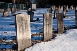 Connetict Cemetery
